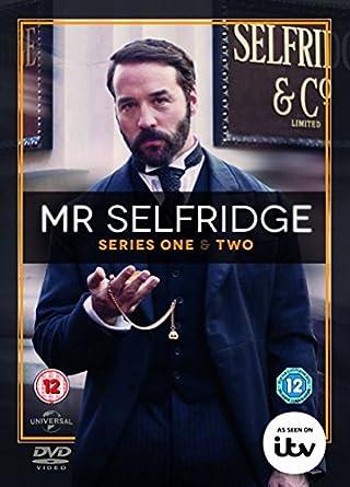 cb11762297e2 Mr Selfridge Series 1   2 - 6-DVD Box Set Mr Selfridge - Series One and Two  NON-USA FORMAT