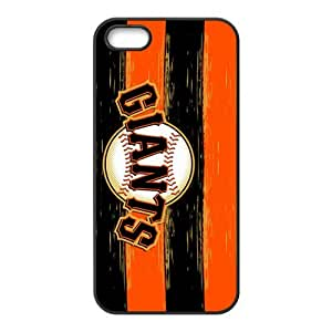 Baseball Giants Cell Phone Case for iPhone 5S
