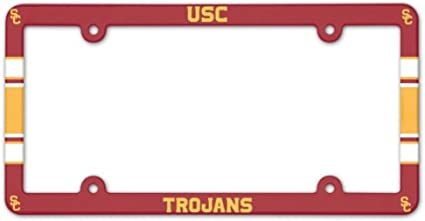 Wincraft Stanford University Cardinal Full Color Plastic License Plate Frame