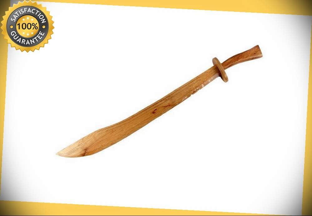 Short Wooden Broadsword