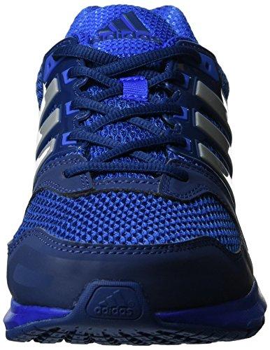 adidas Questar Boost M, Zapatillas de Deporte Exterior para Hombre Azul (Mystery Blue/silver Met./blue)