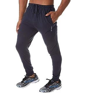 Amazon.com: Reebok - Pantalón de punto para hombre, talla XL ...