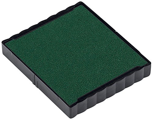Trodat Replacement Stamp Pads 6/4924 for Trodat Printy - 4924 4940-4724 and 4740 Green (Violett Grün)