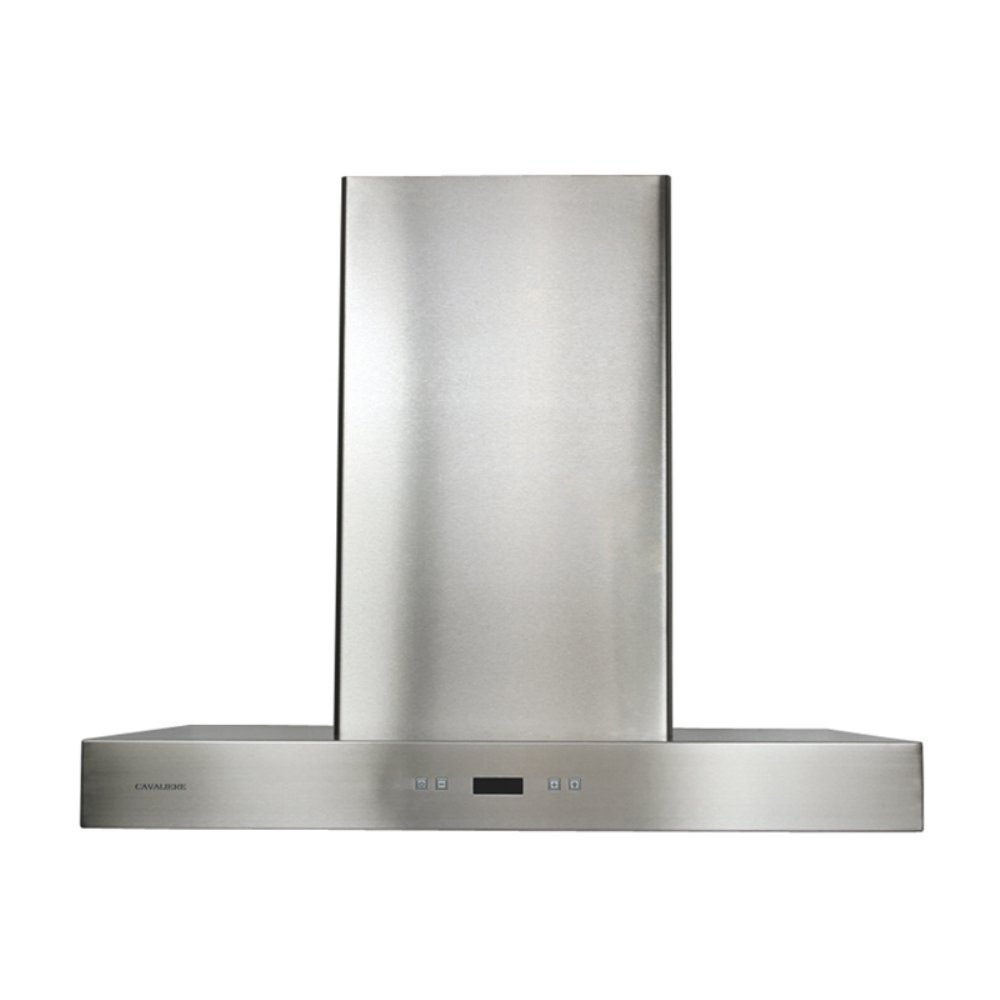 CAVALIERE SV218Z-30 Wall Mounted Stainless Steel Kitchen Range Hood 900 CFM