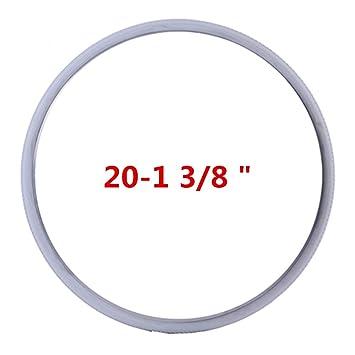 Amazon.com: JayCreer - Neumático plano de 20 pulgadas para ...