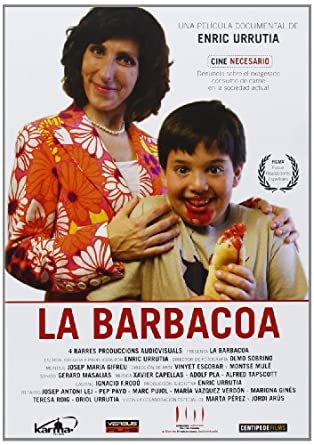 The Barbecue (La barbacoa)  (THE BBQ)  [ NON-USA FORMAT,