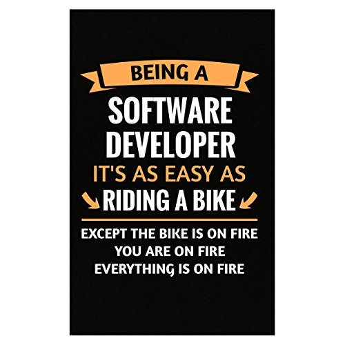 Funny Software Developer Design Gift - Poster