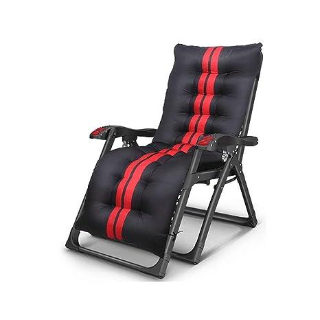 HPLL Silla Gravedad Cero Sillón reclinable, silla de ...