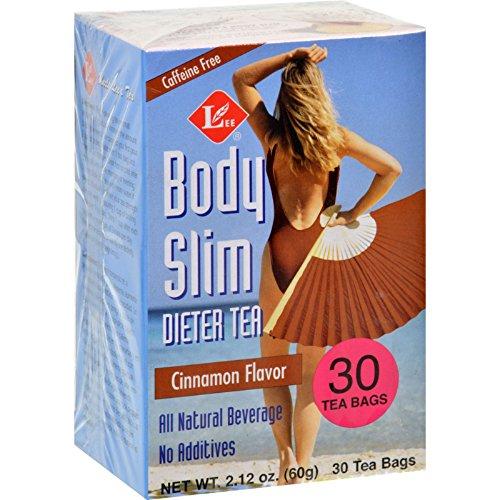 (2 Pack of Uncle Lees Tea Body Slim Dieter Tea - Cinnamon - 30 Bags)