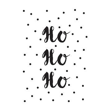 Weihnachtsmotive Schwarz Weiß Kostenlos.Designclaud Weihnachten Poster Xmas Weihnachten Dekoration