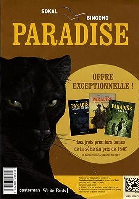 Paradise : Pack en 3 volumes : Tome 1, La saison des orages ; Tome 2, Le désert des Molgraves ; Tome 3, Zamarat: Amazon.es: Libros