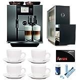 jura capresso giga 5 - JURA GIGA 5 (13623) Cappuccino and Latte Macchiato System with Jura Capresso Cup Warmer and Deluxe Accessory Bundle (Certified Refurbished)