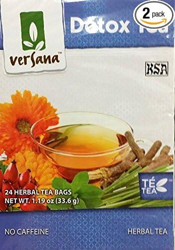 Versana Herbal Detox Tea
