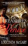 The Treasures of Venice, Loucinda McGary, 1402226705