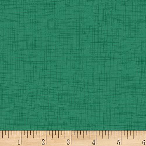 - Clothworks Woodland Wander Tonal Dark Green, Fabric by the Yard