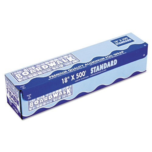 Boardwalk 7100 Standard Aluminum Foil Roll, 12