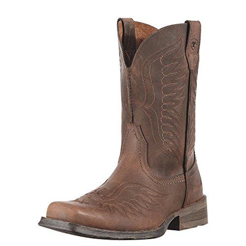 Ariat Men's Rambler Phoenix Western Cowboy Boot, Distressted