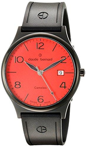 Claude Bernard Men's 70173 37NCA RO Dress Code Stainless Steel Watch