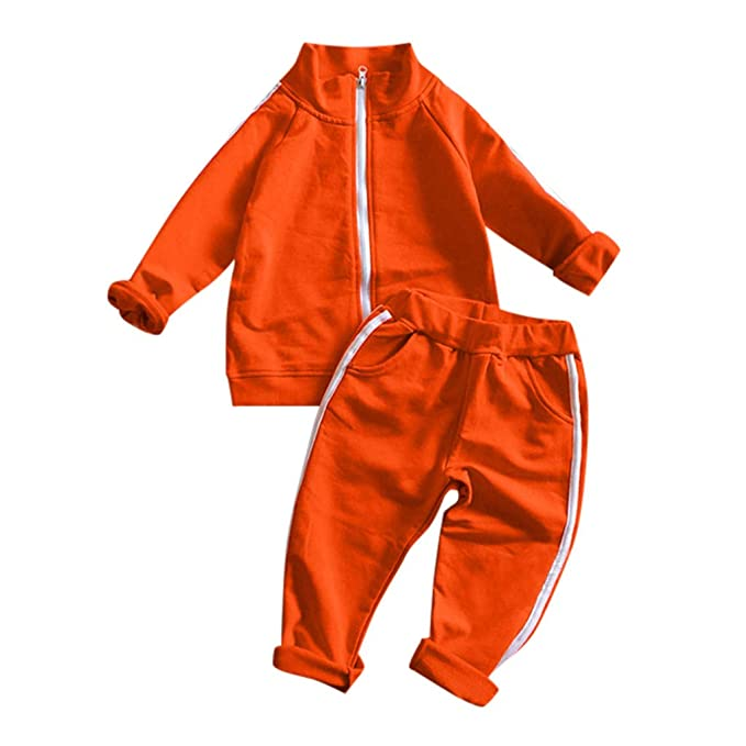 QinMM 3 Pezzi Baby Pants Clothes Bambini Neonate Set di Pantaloni e Gonna  con Gonna a Pieghe a Maniche Lunghe Scozzese (12M-3Y) Accogliente Kids  Clothes ... ad28ba1e8c9