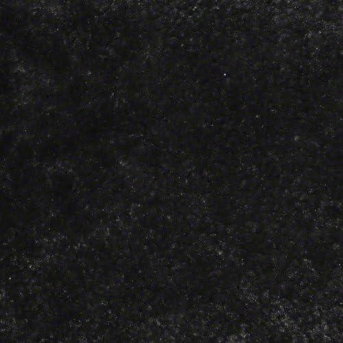 Black Coverking Custom Fit Front and Rear Floor Mats for Select Volkswagen Jetta Models Nylon Carpet