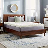 4 Inch Egg Crate Mattress Topper Mattress Topper Supreme Memory Foam California King firm 4 Inch. Authentic Orthopedic Cozy Mattress Topper is Specifically Created to Relieve Pressure Points. Helps alleviate aching muscles and stiff
