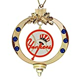 Final Touch Gifts New York Yankees Christmas Ornament