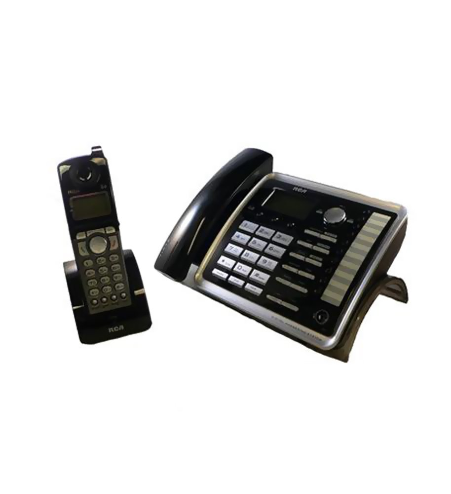 Telefield N.A. Telefield N.A. 2-Line Corded/Cordless Speakerphone