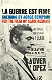 img - for Scenario by Jorge Semprun for the film by Alain Resnais (Applause Books) book / textbook / text book