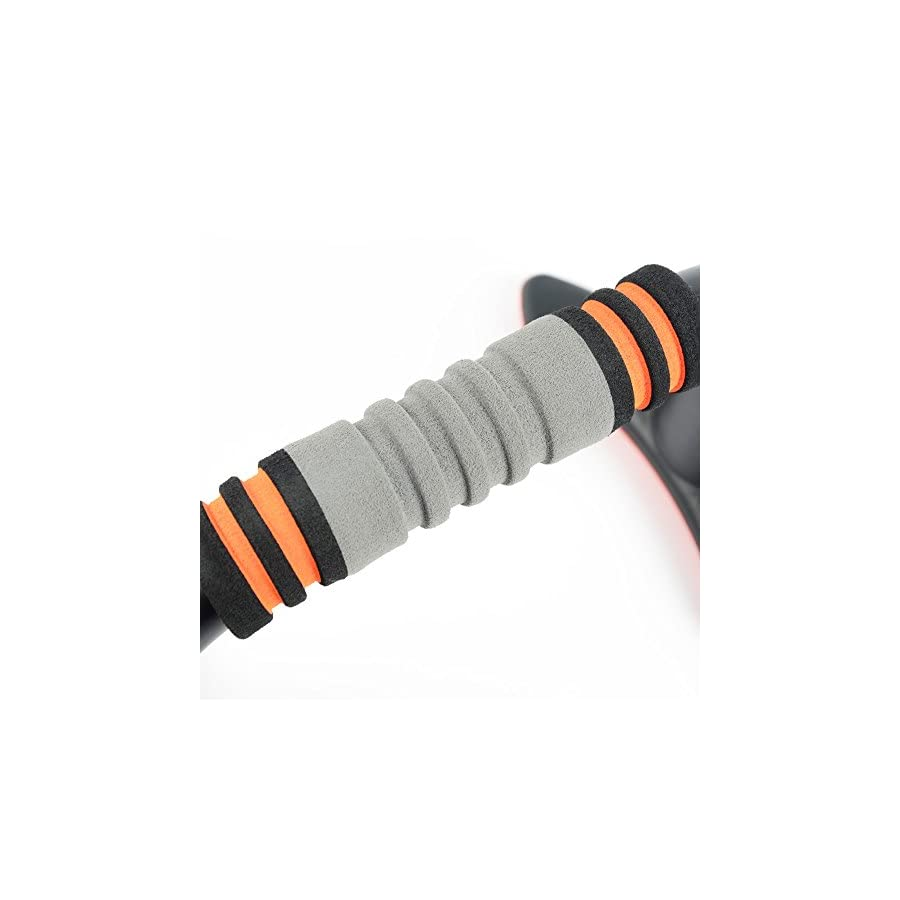 Push Up Grips Comfortable Handles Wide Bar Stands Non Slip for Floor Heavy Duty
