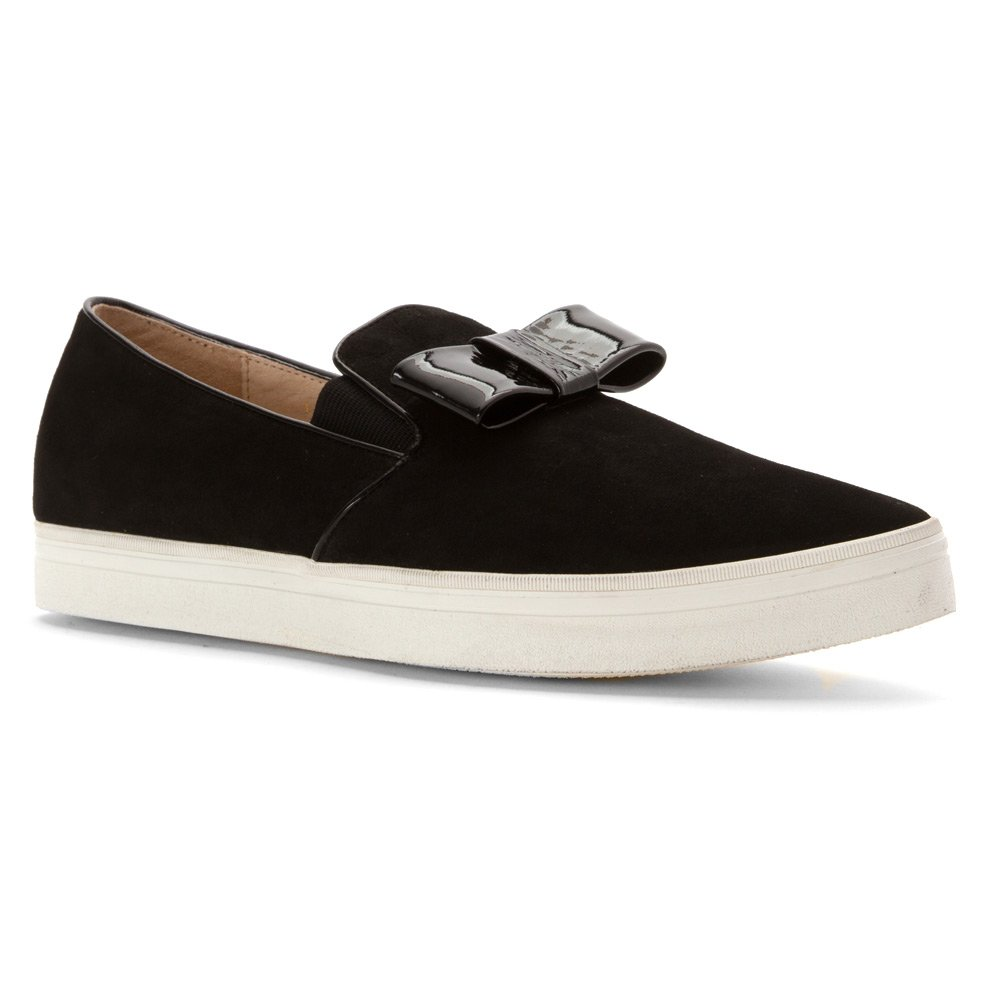ALL BLACK Women's Tux Loafers Shoes B017F66AB4 42 M EU|Black