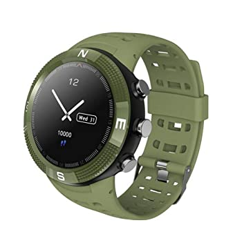 Boyuan F18 SmartWatch Android iOS Bluetooth GPS Deportes ...