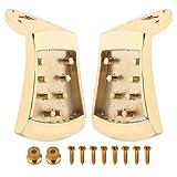 Guitar Tailpiece Golden Zinc Alloy Tailpiece