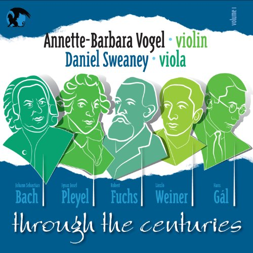 Amazon.com: 12 Duets for Violin and Viola Op. 60: I