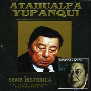 Serie Historica: Atahualpa Yupanqui: Amazon.es: Música