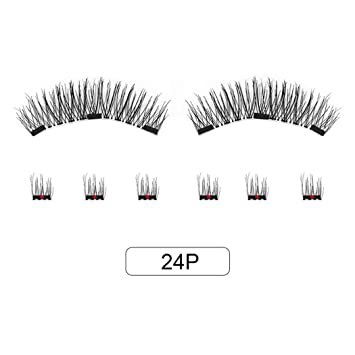 201e3079225 Image Unavailable. Image not available for. Color: Ankidz Magnetic False  Eyelashes ...