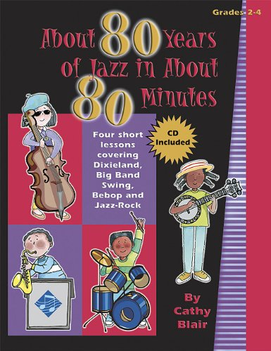 Download About 80 Years of Jazz In About 80 Minutes (CD Included) pdf