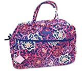 Vera Bradley Grand Traveler Updated with Solid Interior 14371 (Katalina Pink)