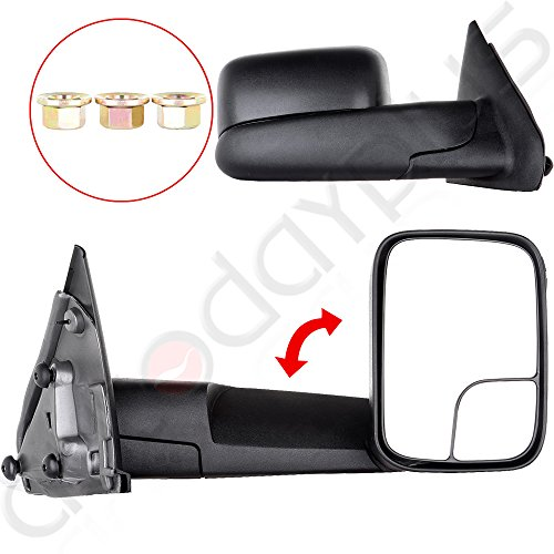 04 dodge ram 3500 towing mirrors - 6