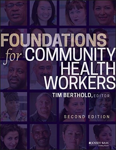 Foundations for Community Health Workers (Jossey-Bass Public Health)