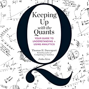 Keeping Up with the Quants Audiobook