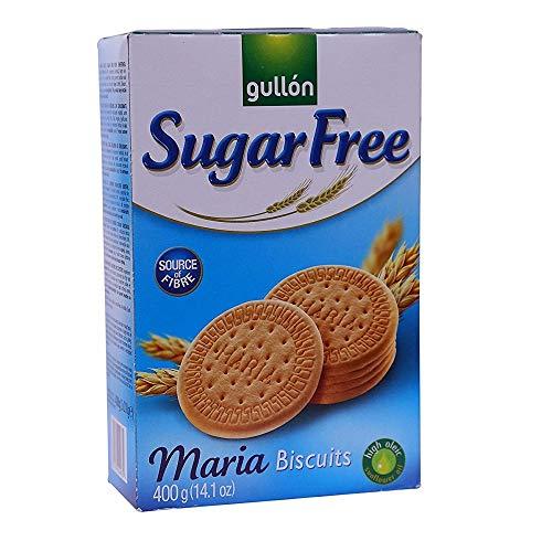 (Gullon Sugar Free Maria Biscuits 400g)