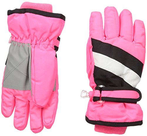 The Children's Place - Set de accesorios para clima frío, Niñas , Rosa (Prima Pink), XL