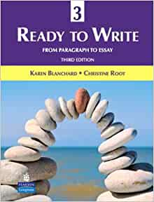 Get writing paragraphs and essays third edition