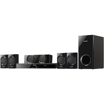 Panasonic hook up speakers