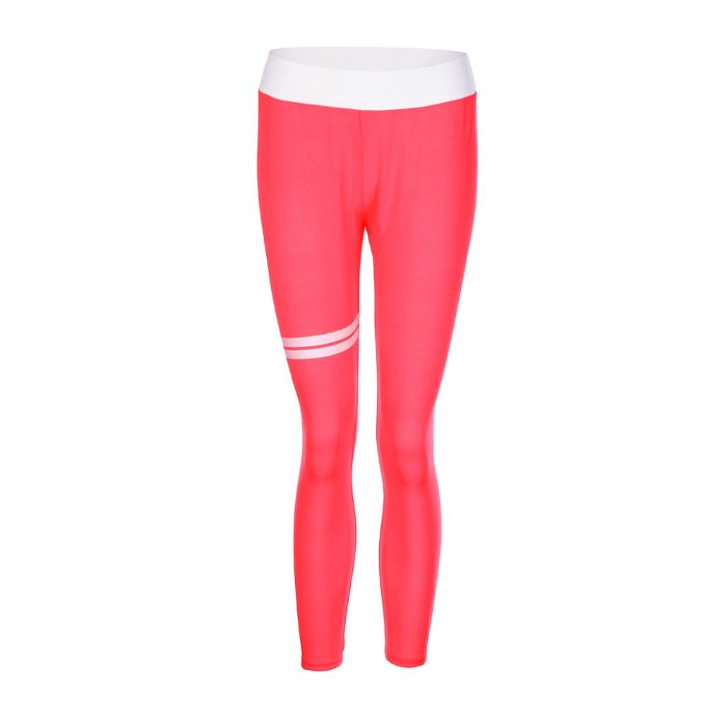 23fefcf7be Sports & Outdoors Yoga Pants Patchwork Keepfit Women Cotton Leggings  Sportswear Fitness Gym Tights for Women Keepfit0700311