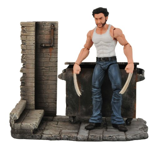 (Marvel Select: Movie Wolverine Action Figure)