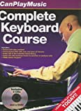 ICanPlayMusic Complete Keyboard Course, Music Sales, 0825636817