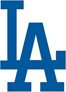 Los Angeles Dodgers OriginalStickers0463 Set Of Two (2x) Stickers , Laptop , Ipad , Car , Truck , Size 4 inches on Longer Side
