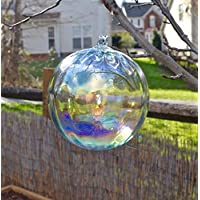 Bosmere W600 Bubble Glass Ornament for Garden, 7.5
