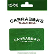 Carrabba's Italian Grill Gift Card $100